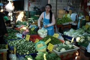 Khlong Toei Market - Vegie